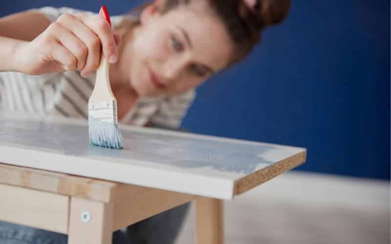 How To Paint Old Furniture With Chalk Paint