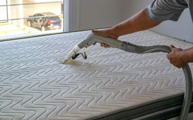 Step By Step Guide To Cleaning A Mattress