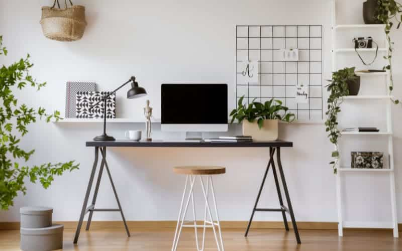 Tips And Tricks To Set Up A Home Office Fast And Easy