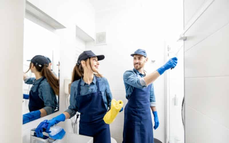 A Look In To The World Of Cleaning Service Providers